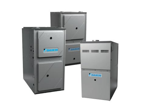 Daikin Gas furnaces